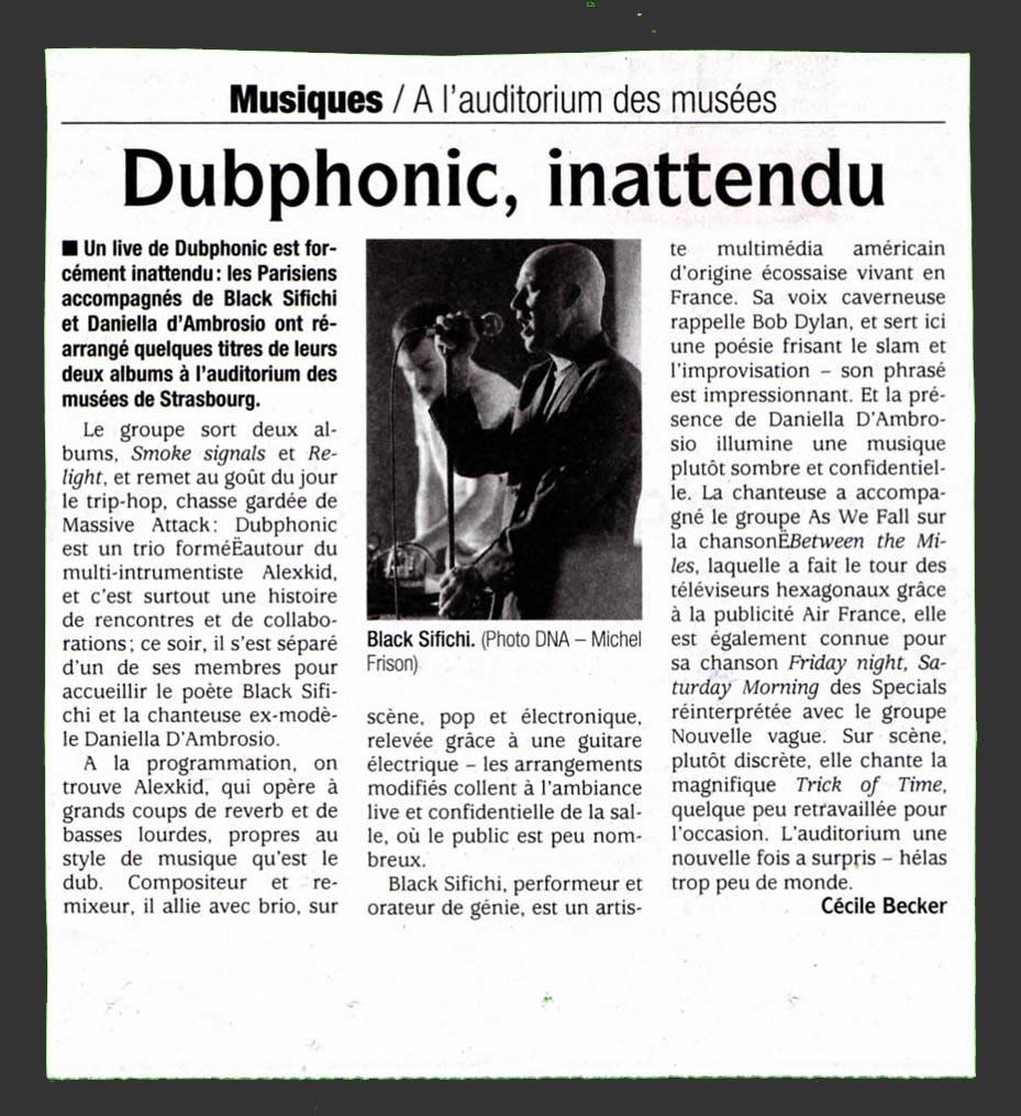 dubphonic-rewiew_presse DNA